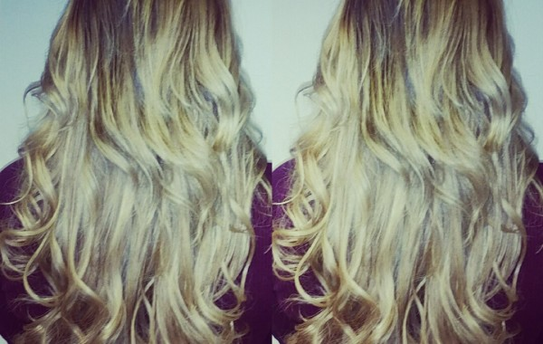 Natural Blonde Extensions