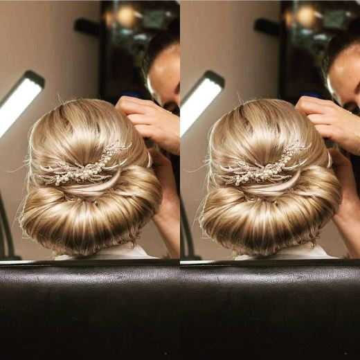 Bridal Hair Up-Do's