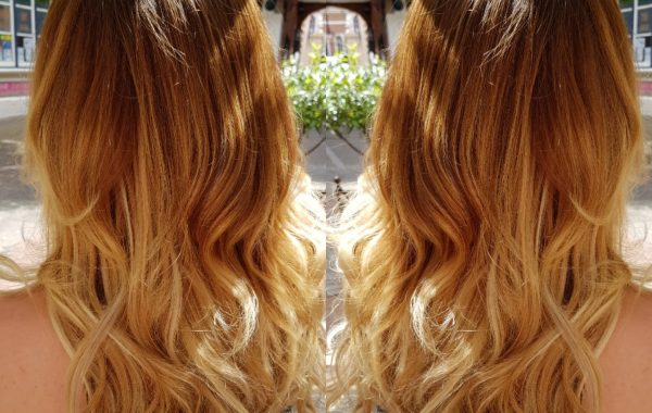Ombre Hair Colour